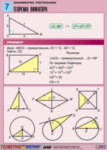 5. Планиметрия. Треугольники. (7)