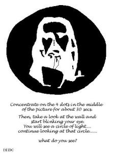 Оптическая иллюзия 7